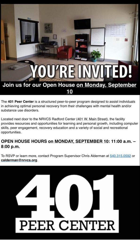 401 Peer Center