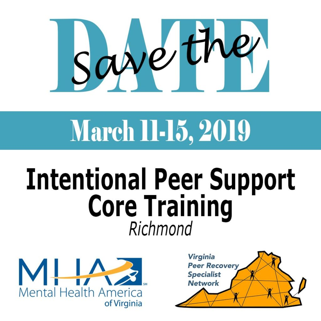 Save the Date IPS Training
